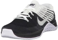 Trainingsschuhe Metcon DSX Flyknit mit Flywire-Technologie 852930-004 Nike Dark Grey/Metallic Silver-Dark Stucco