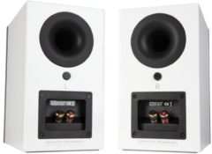 Definitive Technology boekenplank speaker Demand D7 wit