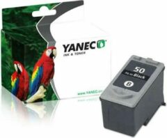 Yanec inktpatroon Canon PG-50 zwart