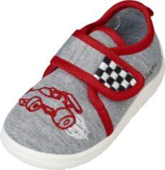 Playshoes Schoenen Race-auto Junior Textiel Grijs Maat 26/27