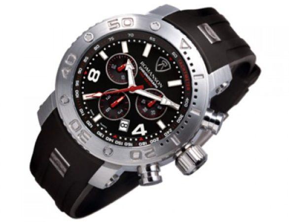 Afbeelding van Romanson Active AL1236HM1WA32W Heren Horloge