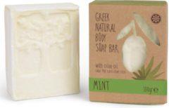 Aromaesti Body Soap Bar Mint - zonder parfum