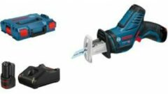 Bosch Blauw GSA 12V-14 accu reciprozaag   12v 3.0Ah Li-ion