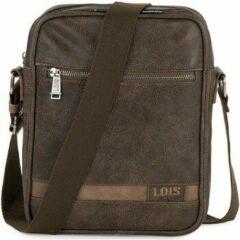 Bruine Schoudertas Lois GRANT Bag Bag 310226