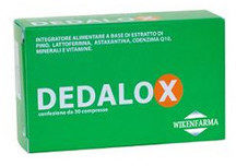 Wikenfarma Dedalox Integratore Alimentare 30 Compresse