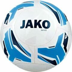 Jako - Training ball Glaze - Wit - Algemeen - maat 5