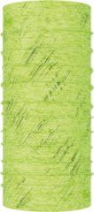 BUFF® Coolnet Uv+ Reflective R-Lime Htr - Multifunctioneel - Zonbescherming - One size