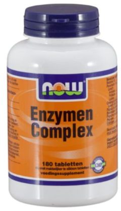 Now Foods Now Super Enzymes Tabletten 180 st