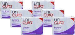 Unicura Balance Zeeptablet -12 x 90 Gram Voordeelverpakking / Anti-bacteriële Zeep / Anti bacterieele handzeep / Hand desinfectie en desinfecterend zeep / Desinfecterend / Antibacterieel