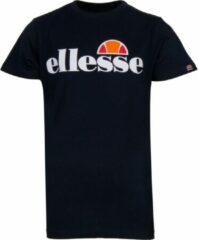 Marineblauwe Ellesse T-shirt - Unisex - navy