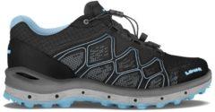 AEROX GTX® LO Ws All Terrain Sport Schuhe Lowa schwarz/eisblau