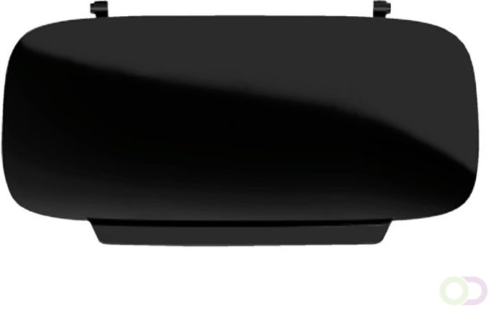 Afbeelding van Afvalbakdeksel Tork 50liter 460016 zwart