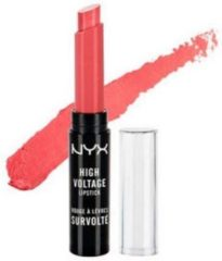 Rode NYX Professional Makeup NYX High Voltage Lipstick - 14 Rags To Riches