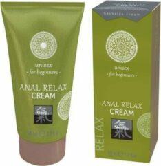 Shiatsu Anaal Relax Crème Voor Beginners |