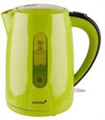 Groene Korona 20133 waterkoker- 1.7l - 2200W - Groen