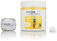 Penta-Sense Anti-Karies-Pastillen Ananas, 200 St. & Dose