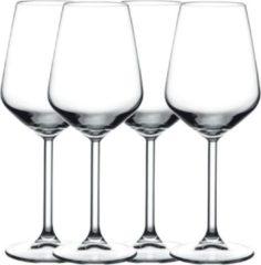 Discountershop Wijnglazen - Pasabahce Allegra Wijnglas - 4 Stuks - 35cl - Wijnglas Doos 4 Stuks - Pasabahce Allegra wijnglazen