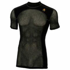 Zwarte Aclima - WN T-Shirt - Merino ondergoed maat XL zwart