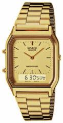 Casio Vintage Edgy AQ-230GA-9DMQYES - Dames - Horloge - 27.8 mm
