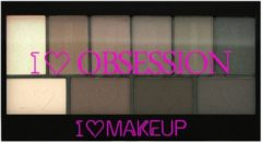 Makeup Revolution I Heart Obsession - Born To Die - Oogschaduw Palet