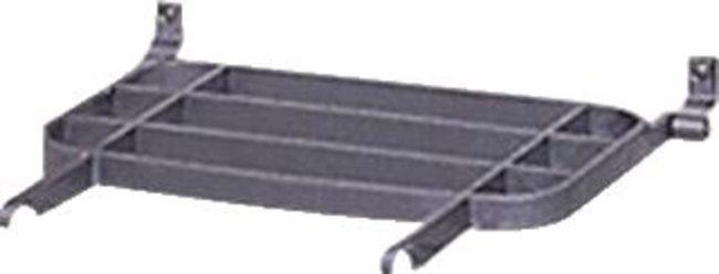 Afbeelding van Zilveren Alape emmerrooster aluminium voor uitstortgootsteen plaatstaal aluminium 8901000722