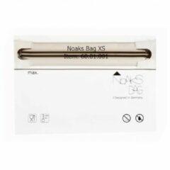Witte Noaks - Bag (5-Pack) - Beschermhoes maat M wit