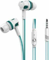 GsmXL J3-26 - oordopjes - wit-blauw