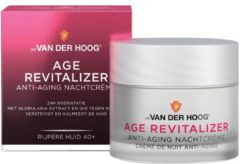 Dr Van der Hoog Dr. van der Hoog Age Revitalizer Nachtcrème Nachtverzorging 50 ml