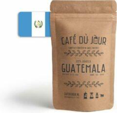 Café du Jour 100% arabica Guatemala 250 gram vers gebrande koffiebonen