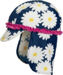 Playshoes UV zonnepet Kinderen Margriet - Blauw - Maat 51cm