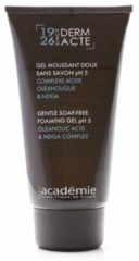 Academie scientifique de beaute Gel moussant doux sans savon, ph 5