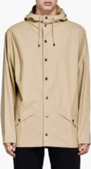 RAINS Women's Jacket - Desert - XS-S - Brown