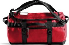 The North Face - Base Camp Duffel Extra Small - Reistas maat 31 l, rood/zwart