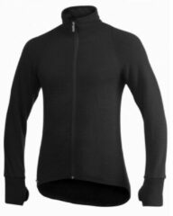 Woolpower - Full Zip Jacket 400 - Wollen jack maat S, zwart
