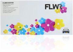 FLWR - Toner / K4072S / Zwart - Geschikt voor Samsung