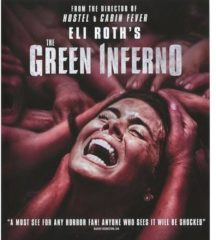 Groene VSN / KOLMIO MEDIA Green Inferno | Blu-ray