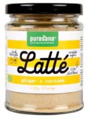 Purasana Gember Curcuma Latte Bio (120g)