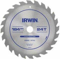Irwin Cirkelzaagblad 165x18Tx asgat 30/20/16