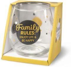 Gouden Miko Wijn - Waterglas Family