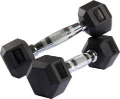 VirtuFit Hexa Dumbbell Pro - 2 kg - Per Stuk