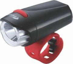 BBB cycling Bbb Voorlicht Ecobeam Batterij Led Zwart/rood