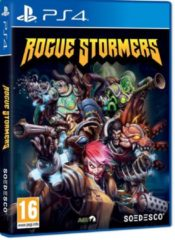 SOEDESCO Rogue Stormers, PS4 Basis PlayStation 4 video-game