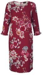 Kleid Dress In Rot