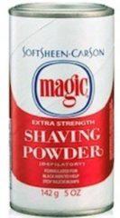 Magic / Magic Records Magic Shaving Powder Red