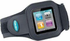 Zwarte Tune Belt AB76+ iPod Nano 6G Nike Plus Sport Armband