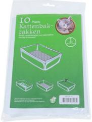 Merkloos / Sans marque BOON Kattenbak Boon kattenbakzak groot 10st