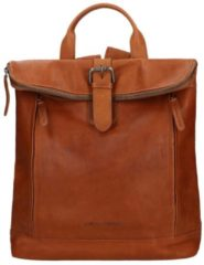 The Chesterfield Brand Dali Backpack cognac Damestas