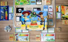 Usaopoly Toy Story Obstacles & adventures - A Cooperative Deck-Building Game