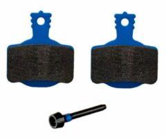 Blauwe Magura Schijfremblokken 7.c Comfort Voor Mt2/mt4/mt6/mt8