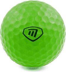 Masters Golf golfballen Lite Flite foam groen 6 stuks